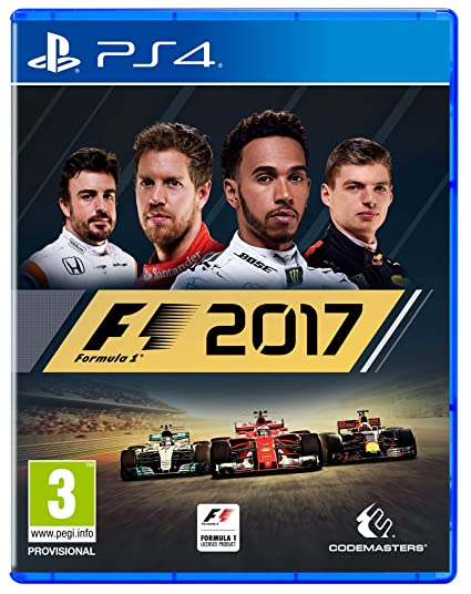 Buy Formula 1 - 2017 (PS4) Online at Low Prices in India