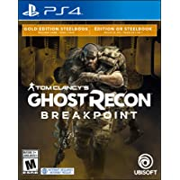 Ghost Recon Breakpoint - Steelbook Gold Edition - PlayStation 4