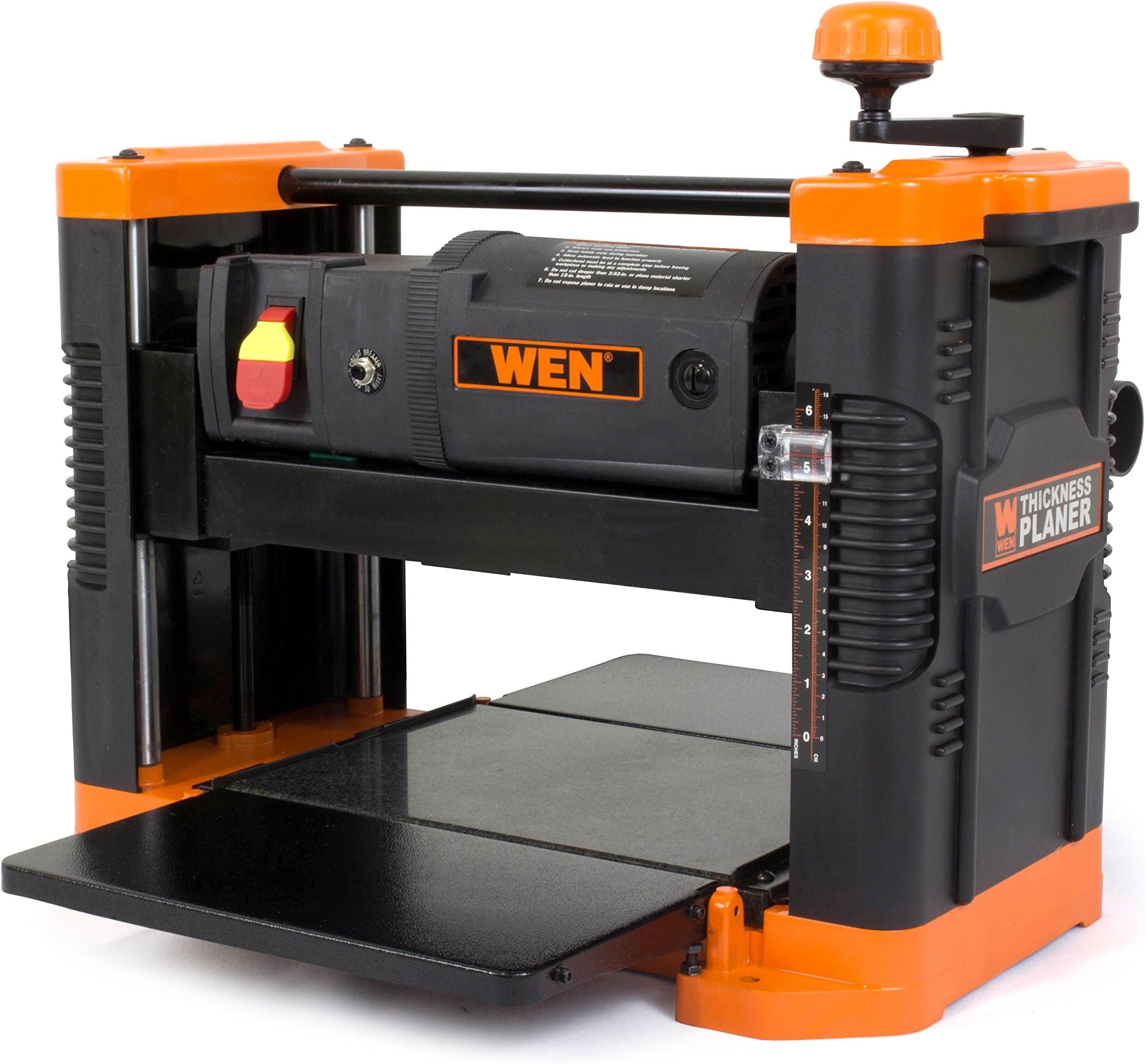 WEN 6550 Benchtop Thickness Planer 12-1/2   sc 1 st  Amazon.com & Amazon.com: Planers - Power Tools: Tools u0026 Home Improvement ...