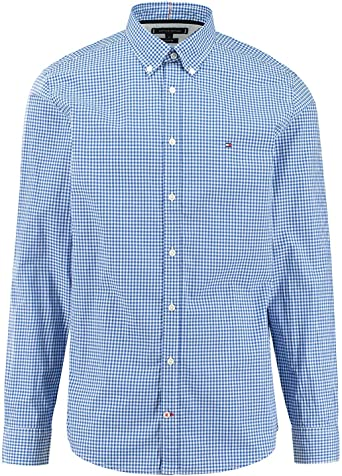 Tommy Hilfiger Classic Gingham Shirt Camisa para Hombre