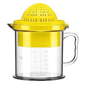 Cuisinart CTG-00-CJ Citrus Juicer Yellow