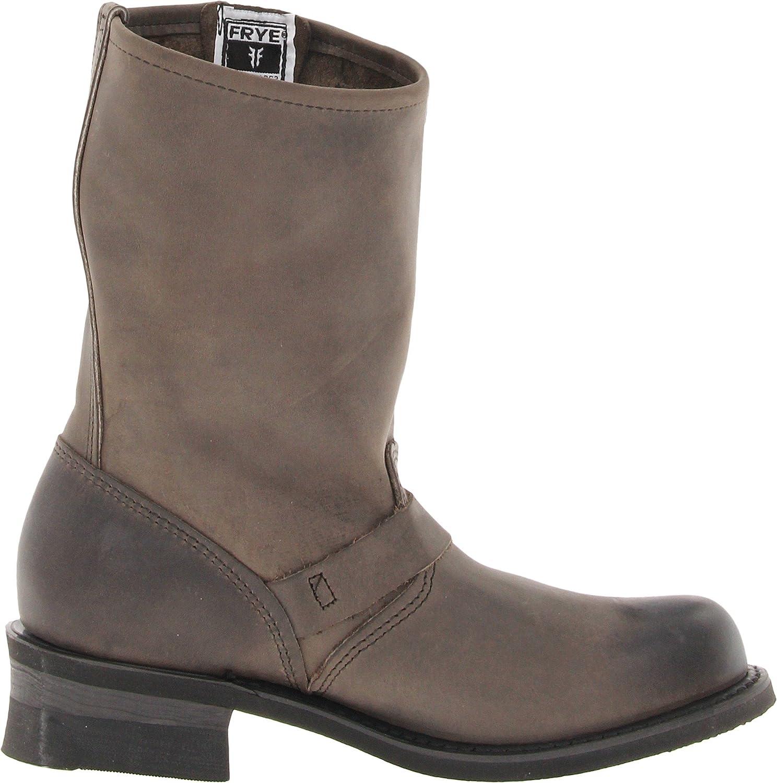 FRYE Women's Engineer 12R Boot B007D18NX0 11 B(M) US|Charcoal Old Town-72483