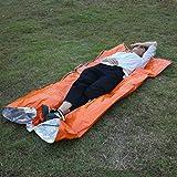 Forfar 1Pcs Outdoor Emergency Hi-Vis Survival