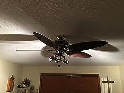 Westinghouse 7234265 Xavier Ii 52 Inch Ceiling Fan Brushed Nickel W Gunmetal Accents Finish