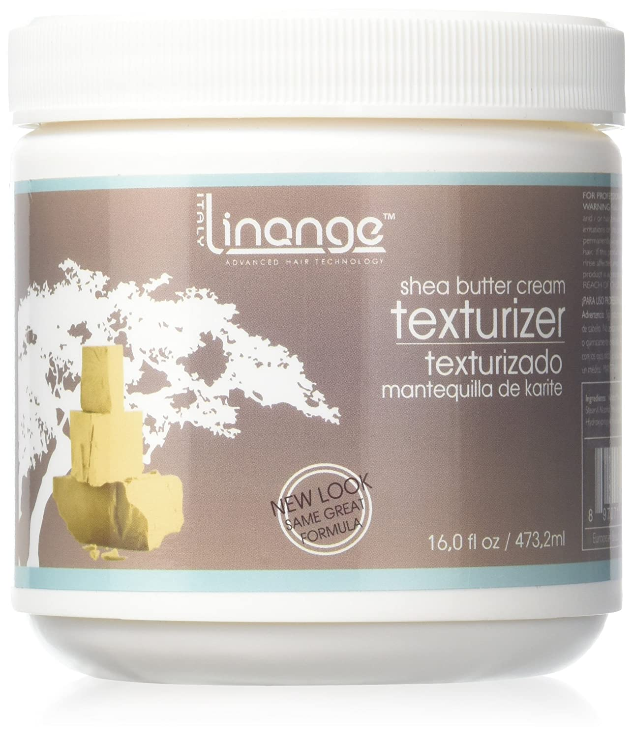 Linange Alter Ego Shea Butter Texturizer, 16 Ounce