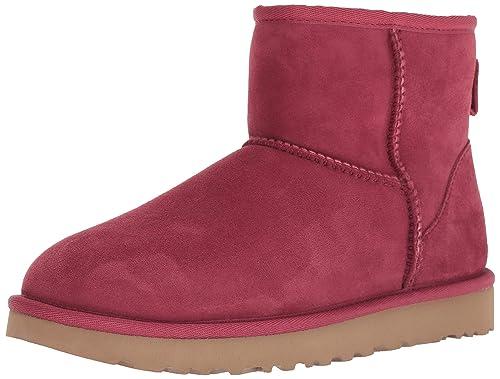 07ffa9a25af UGG Womens W Classic Mini Ii Fashion Boot: Amazon.ca: Shoes & Handbags