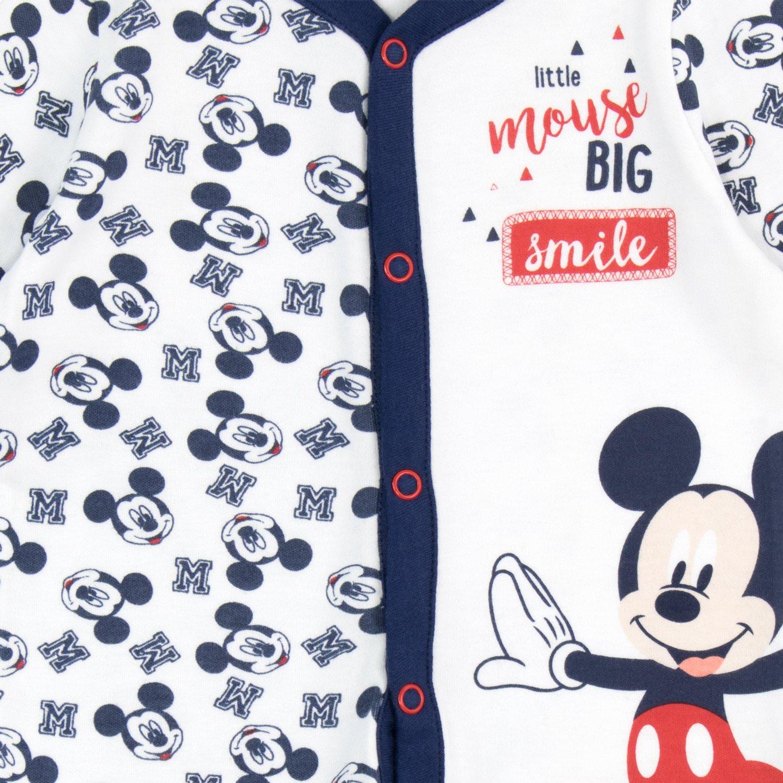 Disney Mickey Mouse - Pijama Entera para Niños Bebés - Mickey Mouse ...