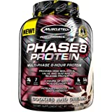 Muscletech Phase 8 Sustained Release Protein - 4.60 lbs (Cookies & Cream)