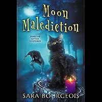 Moon Malediction (Familiar Kitten Mysteries Book 13)