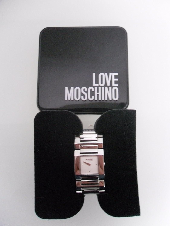 UHR Moschino Damen Fashion sthal MW0357