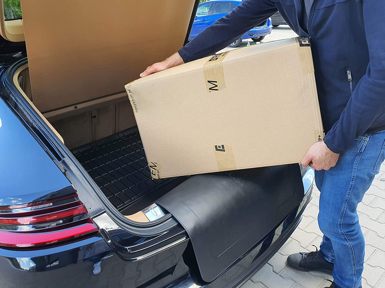 Proline 3d Frogum Tm404366 Kofferraumwanne Kofferraummatte Antirutsch Fahrzeugspezifisch Stoßstangenschutz Auto
