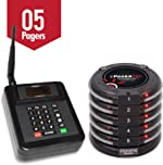 Pagertec Complete Coaster Paging System For Restaurants, Hospitals & Hotels |