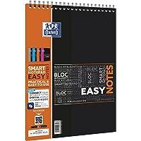 Oxford Etudiant Easynotes Bloc-notes Connecté SOS Notes 160 Pages 210 x 315 Coloris Aléatoire