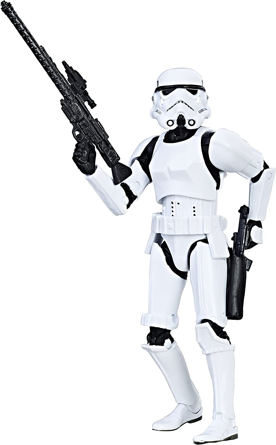 "6/"" Star Wars Series TROOPER Action  Figure  with Gun Toy #09"