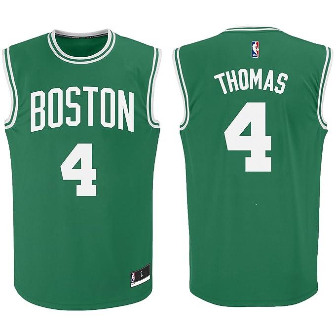 quality design 8eeda 7daec isaiah thomas boston celtics jersey