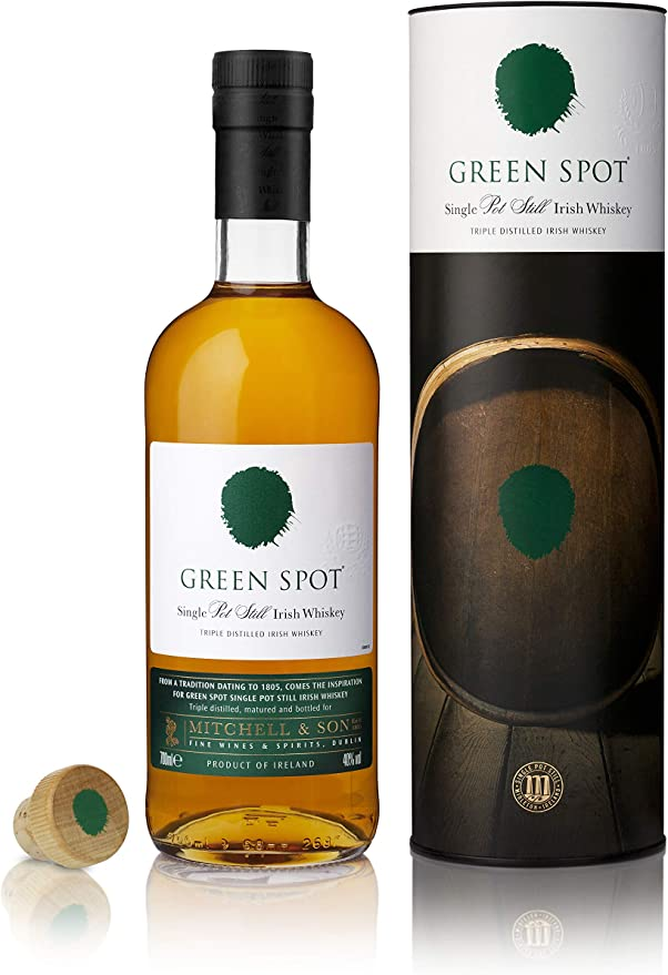 Blue Spot Single Pot Still Irish Whiskeys Return Likely On The