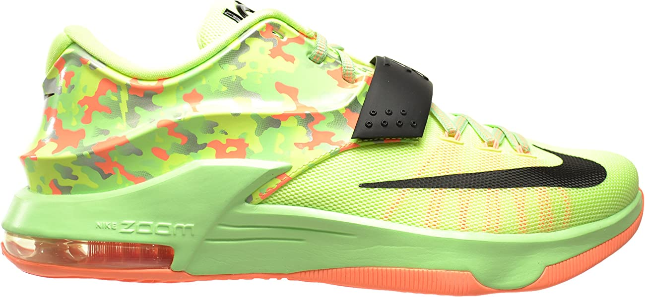 1310893dfc ... buy kd vii easter mens shoes liquid lime black vapor green sunset glow  653996 304 3e284