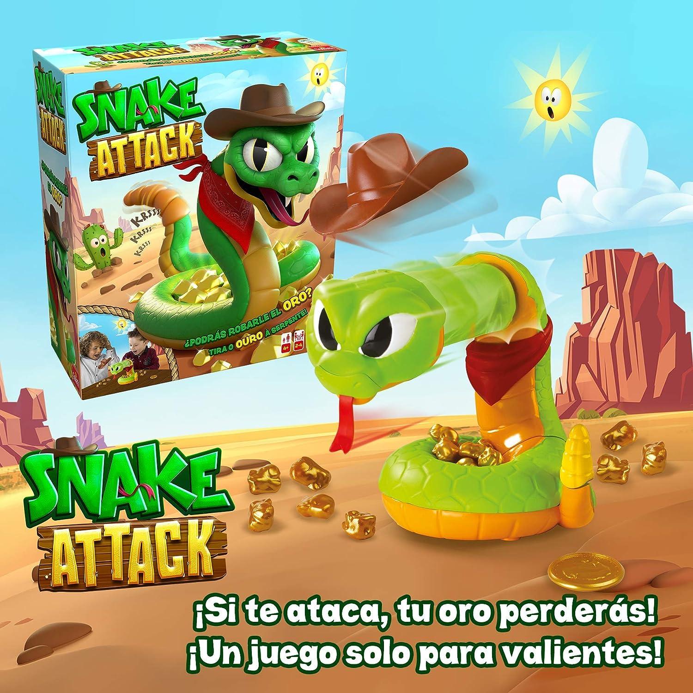 31292 Goliath Snake Attack Juego de Mesa para ni/ños