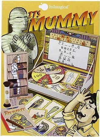 itsImagical - Its The Mummy!, Juego de Mesa para adivinar la Palabra (Imaginarium 56950): Amazon.es: Juguetes y juegos