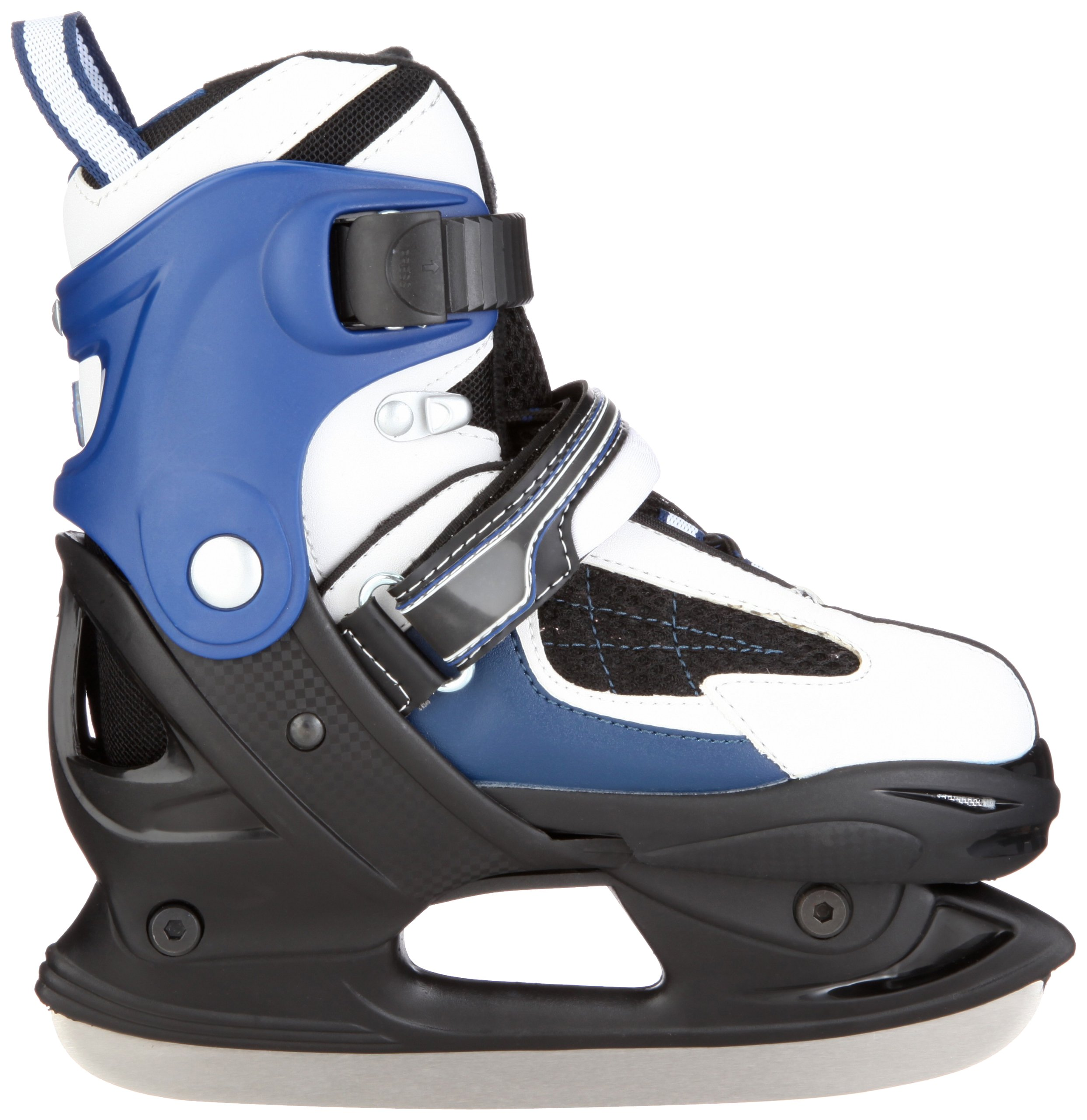 HUDORA ''HD 2010'' Ice Skates Set, Size 4-6, 5, Blue