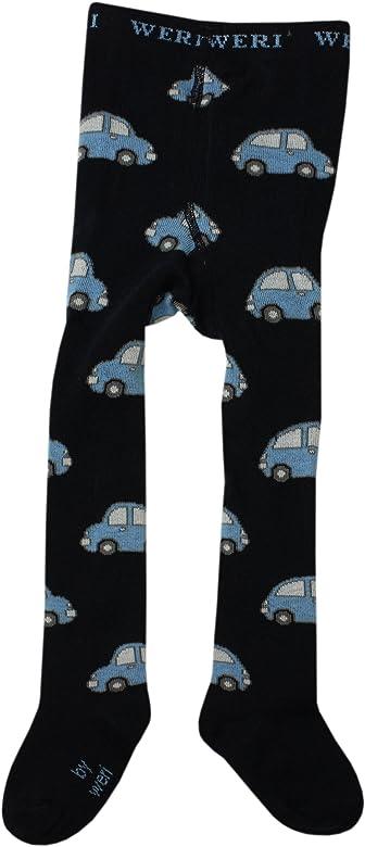 Weri Spezials beb/és y ni/ños Leotardos en jeans Auto Dise/ño