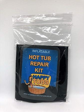 Happy Tubs Aufblasbare Whirlpool Reparatur Set Für Alle Arten Von