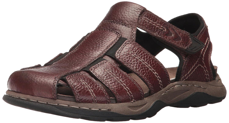 Amazon.com   Dr. Scholl s Shoes Men s Hewitt Fisherman Sandal   Sandals c5b8d3e9fa