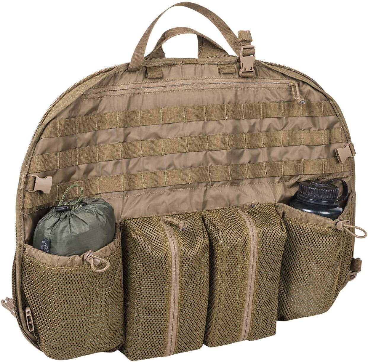 Helikon Bail Out Bag Sac /à Dos Noir