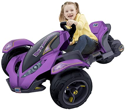 Power Wheels Boomerang Purple