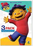 Sid the Science Kid: Sid Pack Motion/Sense/Wings [DVD] [Import]