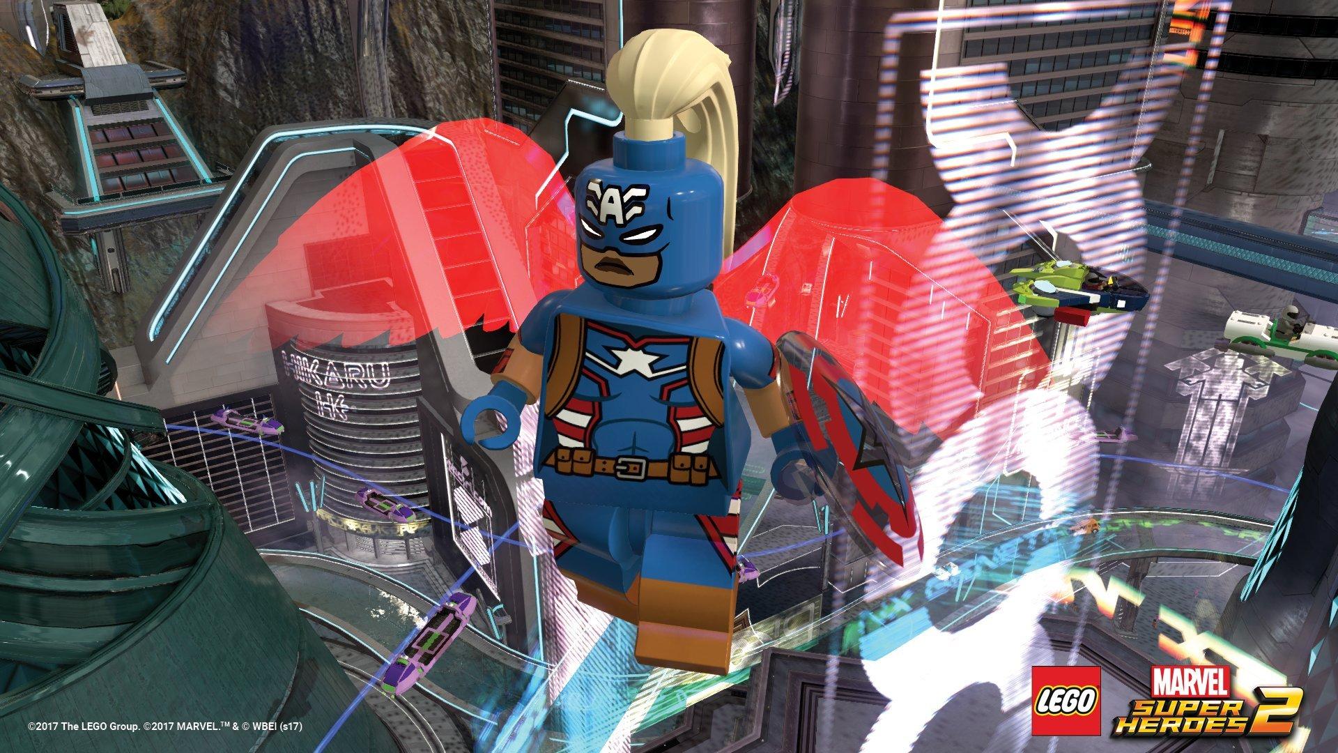 Amazon com: LEGO Marvel Superheroes 2 Deluxe - PlayStation 4
