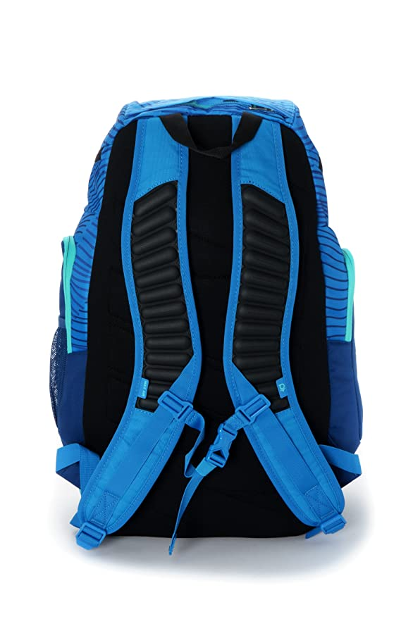 brand new fd274 ba039 Amazon.com  Nike Unisex KD Max Air Basketball Backpack BA4853-078 Large  Photo Blue Gym Blue Light Retro  Sports   Outdoors