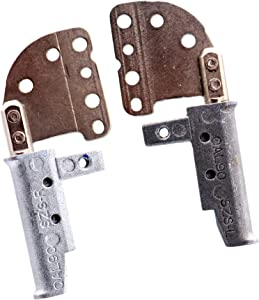 Deal4GO Left & Right LCD Hinge kit Screen Hinges Bracket QAL80HNG Replacement for Dell Latitude E6430