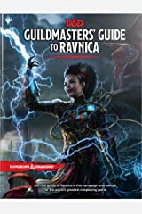 Dungeons & Dragons Guildmasters' Guide to Ravnica (D&D/Magic: The Gathering Adventure Book and Campaign Setting) Hardcover