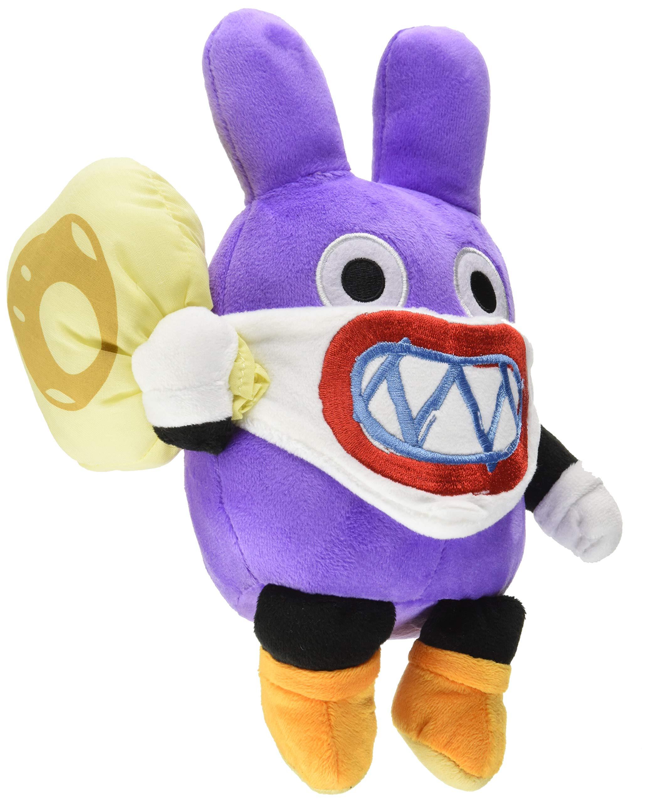 Little Buddy Super Mario Wii U Nabbit Plush, 9'' by Little Buddy