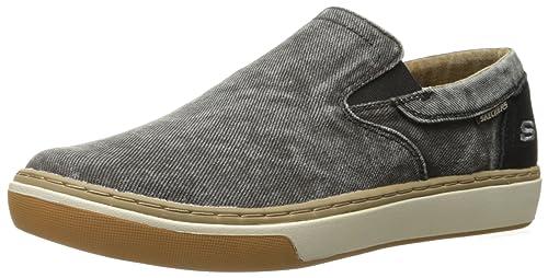Skechers Palen Tiago Deslizamiento En Los Zapatos De Los Hombres hqPTk