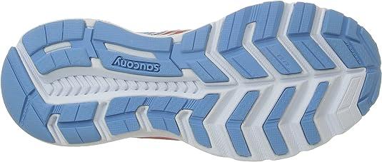 Zapatillas de running Swerve para mujer, Naranja / Azul, 7.5 M US: Amazon.es: Zapatos y complementos
