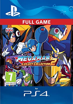 Mega Man Legacy Collection 2 Standard Edition [PS4 Download