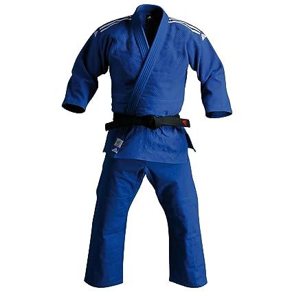 Adidas Champion IJF - Traje de Judo, Color Azul, Unisex ...
