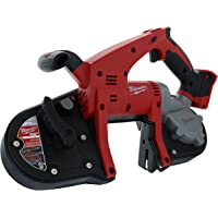 Bare-Tool Milwaukee 2629-20 M18 18-Volt Cordless Band Saw (Tool Only, No Battery)