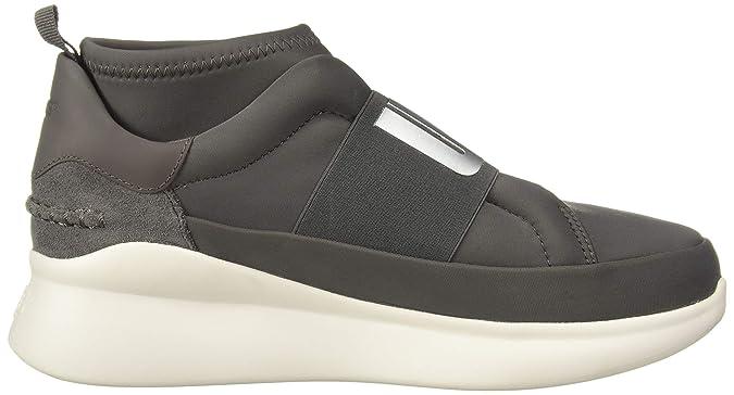 UGG - Neutra Sneaker 1095097 - Black  Amazon.fr  Sports et Loisirs 4fd759e7413