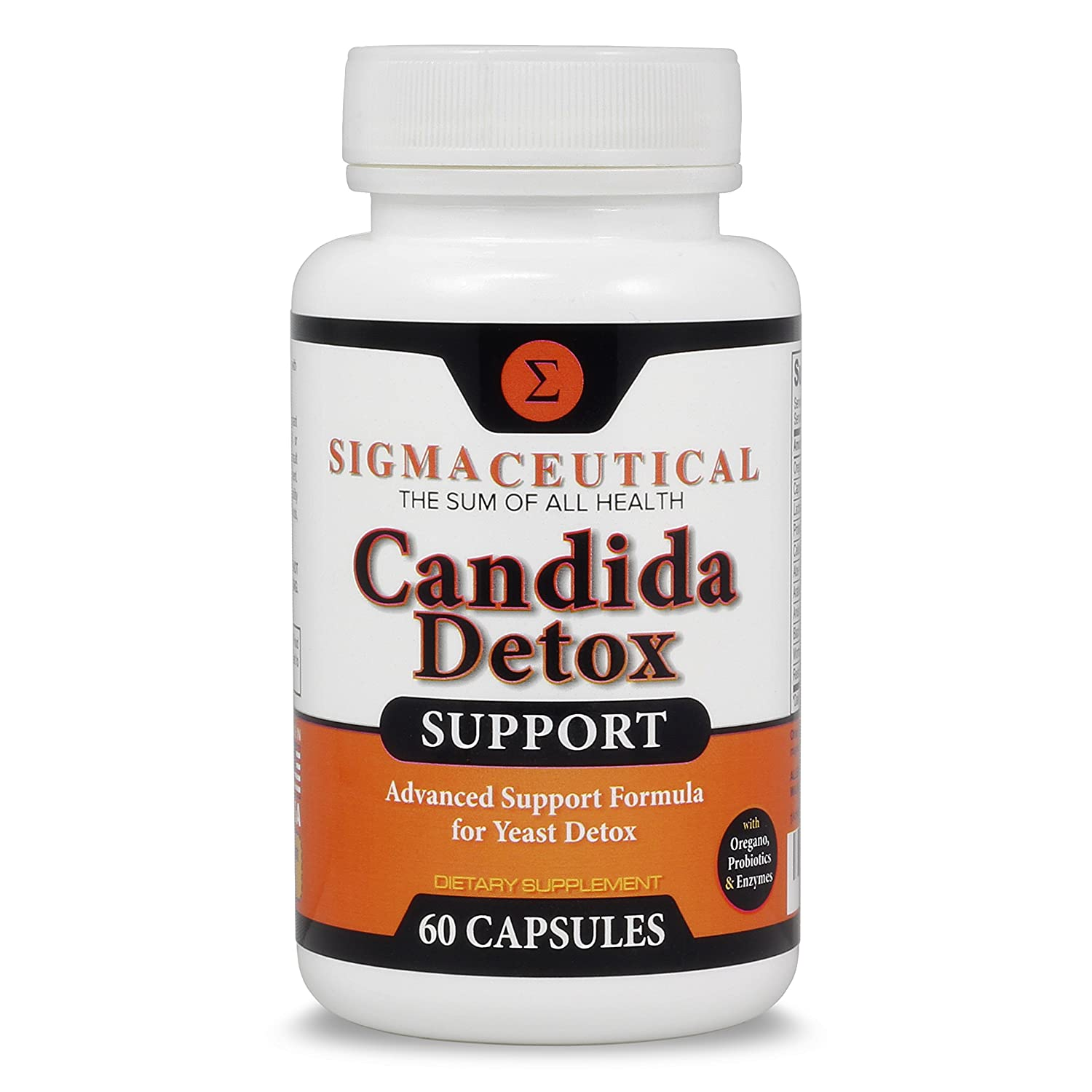 Candida probiotic herbal store buy - Amazon Com Premium Candida Cleanse Yeast Infection Treatment Oral Thrush Treatment Organic Probiotic Support Ultimate Cleanser For Men And Women