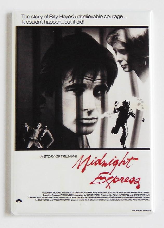 10 to Midnight FRIDGE MAGNET movie poster