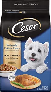 Cesar Small Breed Dry & Wet Dog Food, All Flavors