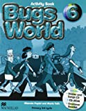 Bugs World 6 Activity Pack - 9780230407640