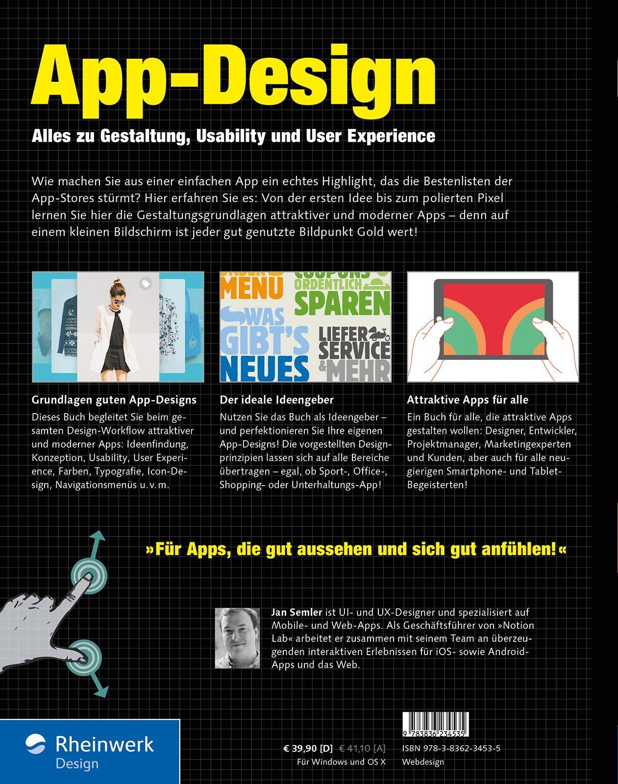 App-Design: Alles zu Gestaltung, Usability und User Experience ...