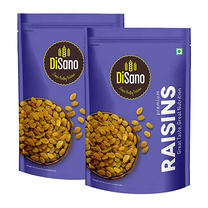 DiSano Premium Raisins - 250g (Pack of 2 )