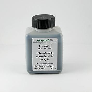 Polvo Microondas - micrones isierter Natural grafito/natural ...