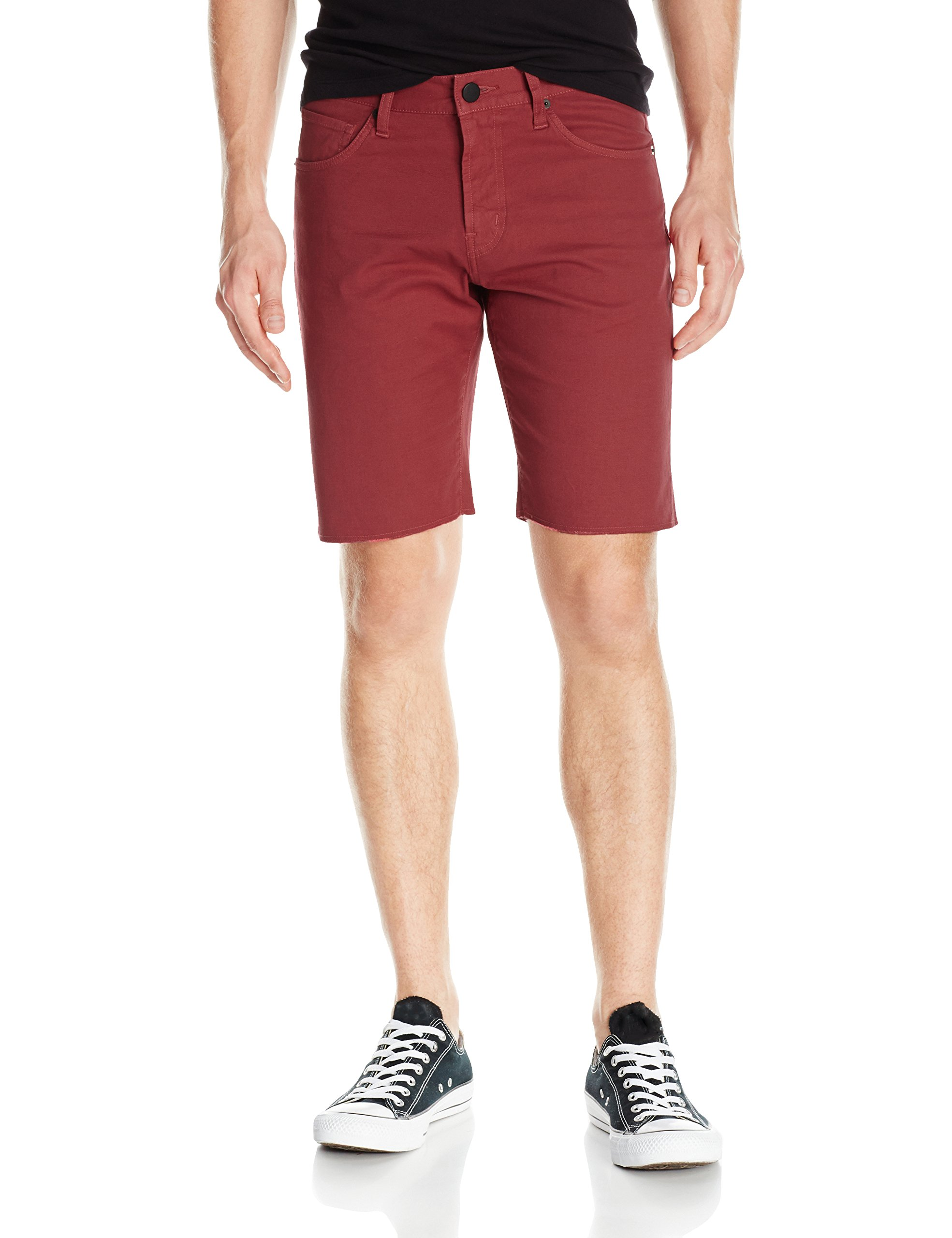 J Brand Men's Tyler Cut Off Short, Dimmet, 36