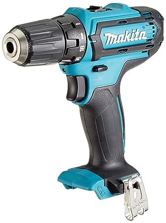 MAKITA 0088381801294 DF331DZ Drill/Driver (batería, sin Cargador), 10.8 V, Negro, Azul